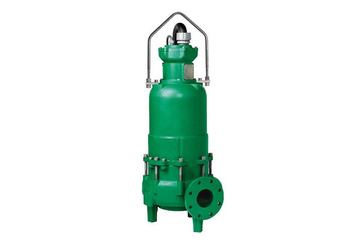 Hydromatic S4LRC submersible solids-handling vortex pump