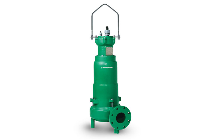 Hydromatic S4M submersible solids-handling pump