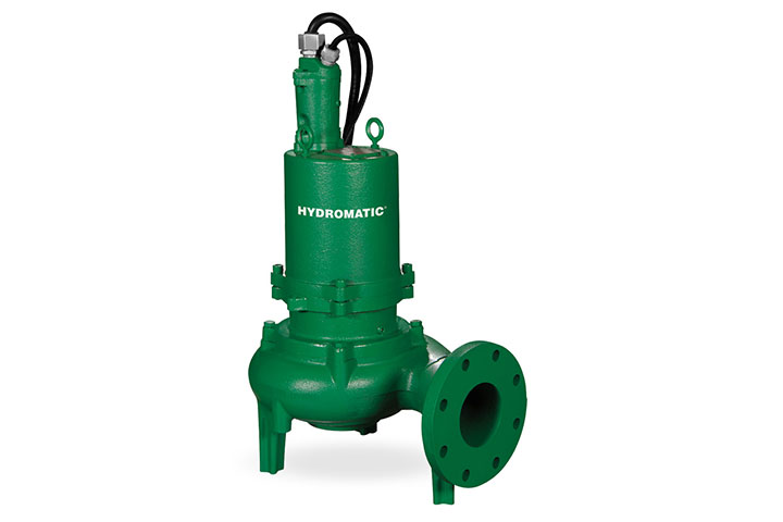 Hydromatic S4N submersible solids-handling pump