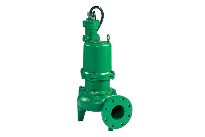 Hydromatic S4NRC submersible solids-handling vortex pumo