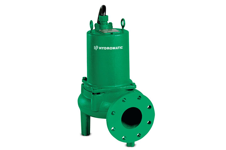 Hydromatic S4S submersible solids-handling pump