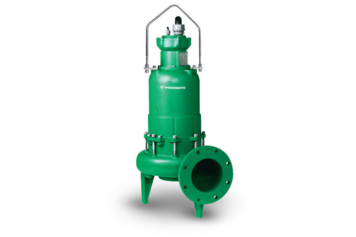 Hydromatic S8F submersible solids-handling pump