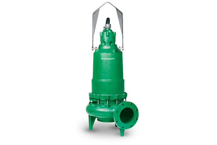 Hydromatic S8L submersible-solids handling pump