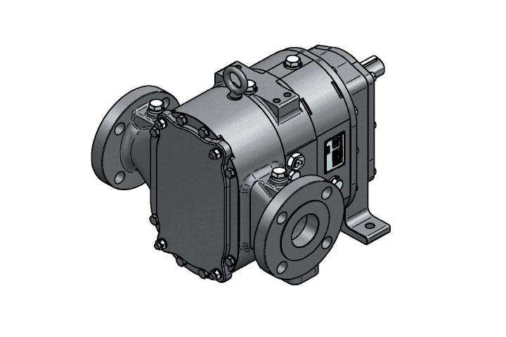 LobePro S8p Rotary Lobe Pump