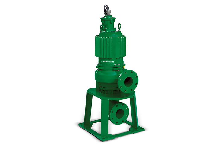 Hydromatic SD4M dry-pit submersible solids-handling pump
