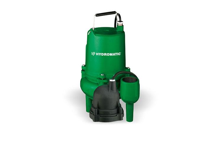 Hydromatic SP submersible sewage pump