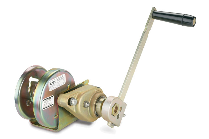 Thern 4022 Spur Gear Hand Winch