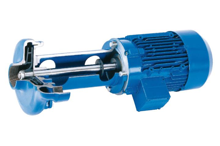 Knoll T Machine Coolant Pump