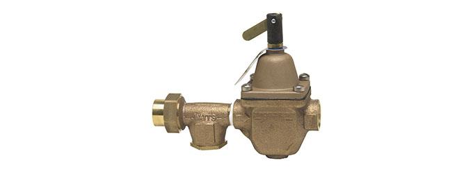 T156B-bronze-feed-water-pressure-regulator-strainer