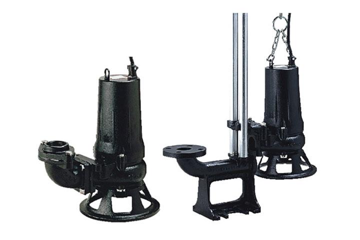 Tsurumi B-Series Non-Clog Submersible Pump