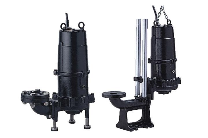 Tsurumi MG Submersible Grinder Pump