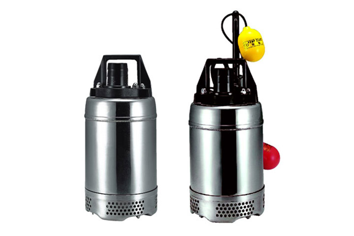 Tsurumi SQ Stainless Steel Submersible Pump