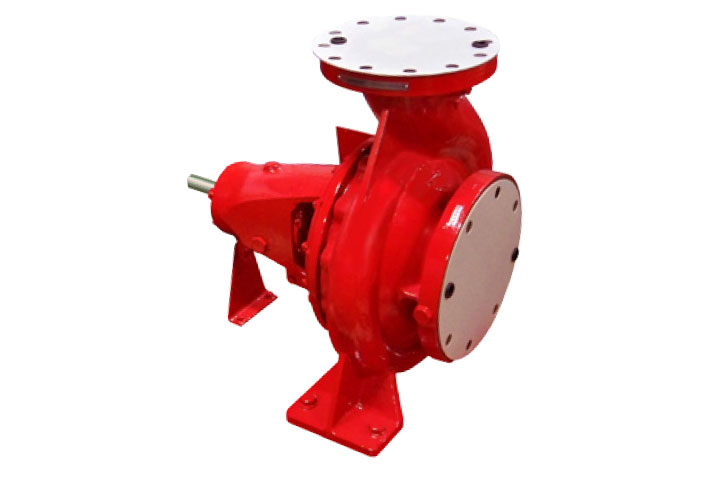 Peerless UNF End Suction Fire Protection Pump