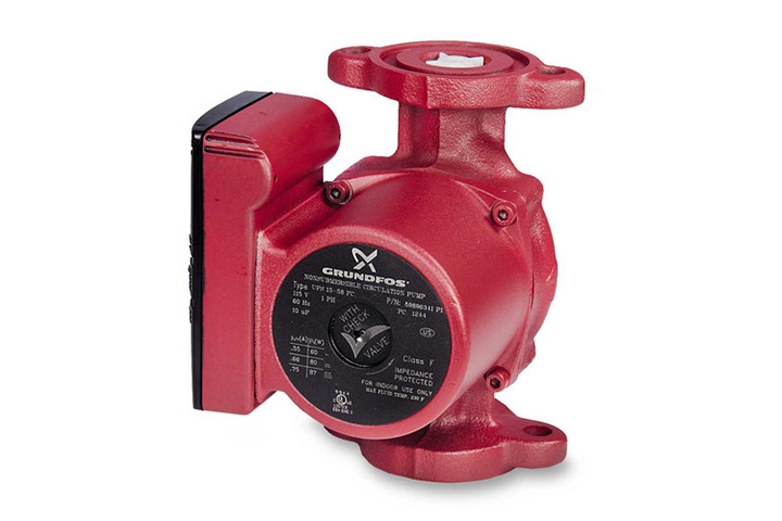 Grundfos UP-UPS Inline Circulator Pump