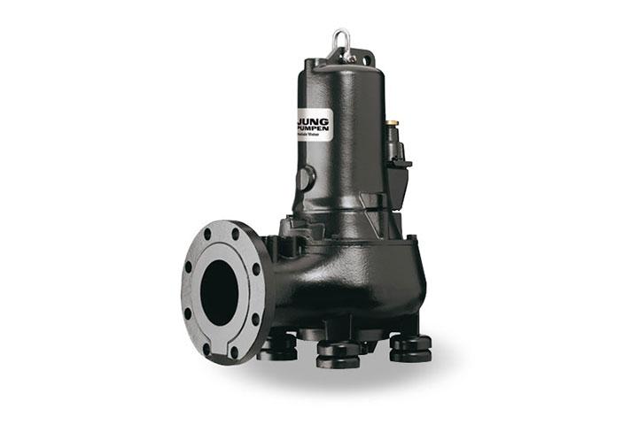 Jung Pumpen V7D Submersible Solids-Handling Pump