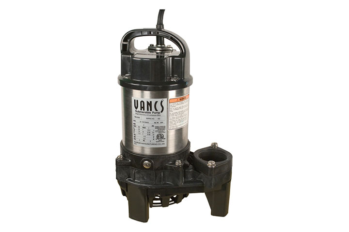 Tsurumi VANCS Submersible Pump
