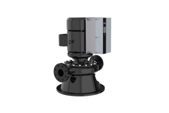Grundfos VLC Inline Pump Integrated-Variable Frequency Drive