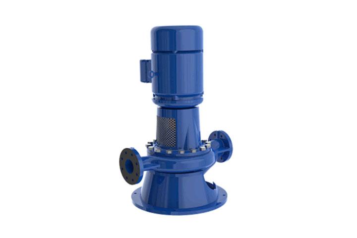PACO VLS Split-Coupled In-Line Pump