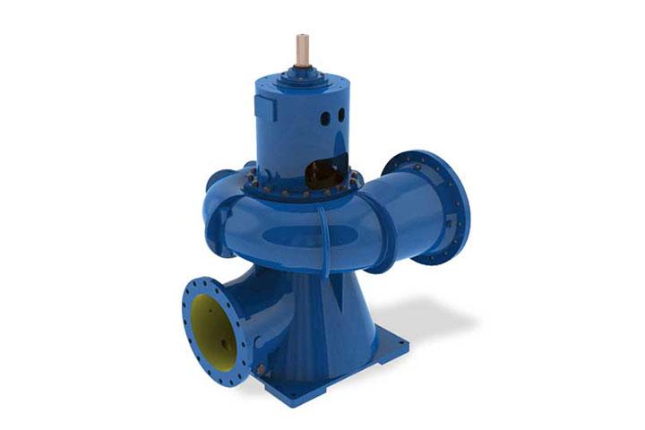 Fairbanks Nijhuis VMF Vertical Mixed-Flow Pump