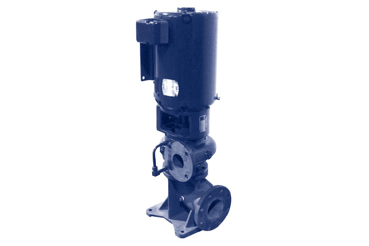 Cornell W Vertical Close Coupled End Suction Pump