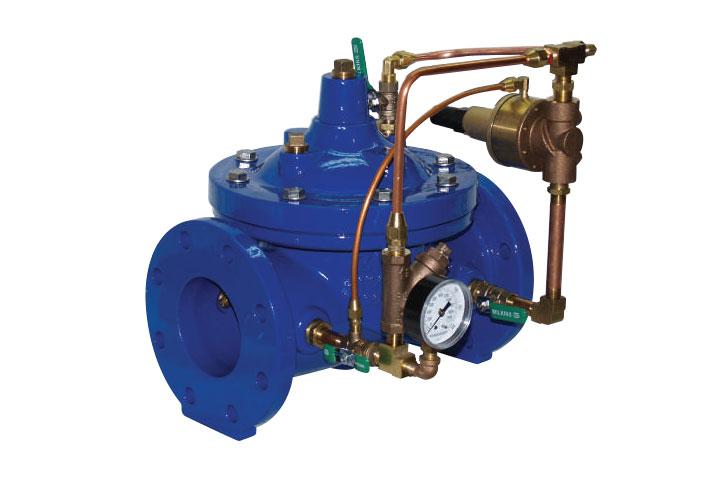 Zurn Wilkins ZW205 Pressure Relief Pressure Sustaining Valve