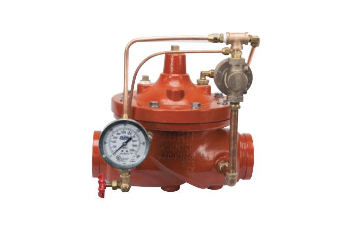 Zurn Wilkins ZW205FP Pressure Relief Pressure Sustaining Valve