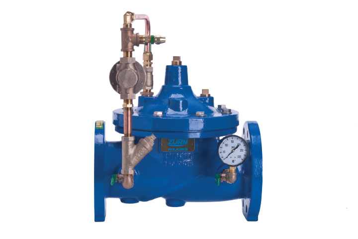 Zurn Wilkins ZW207 Excess-Pressure Shut Off Valve