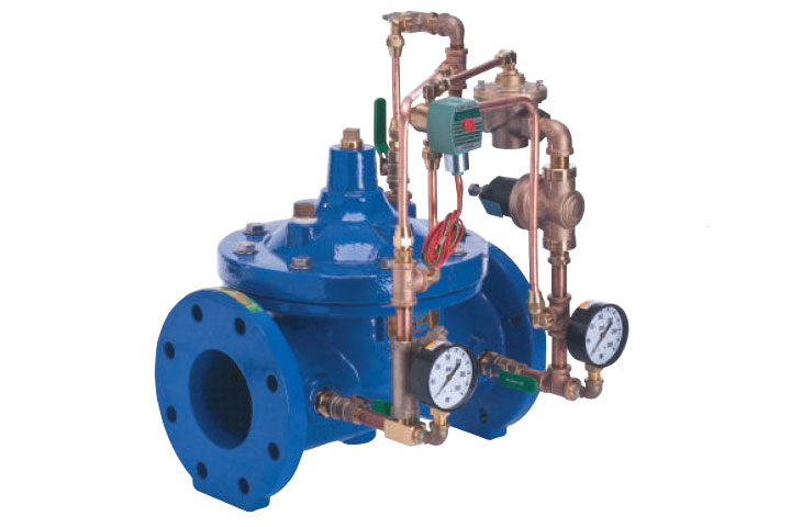 Zurn Wilkins ZW209E Pressure Reducing Valve